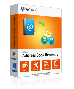 address recovery box
