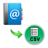 Address Book to CSV